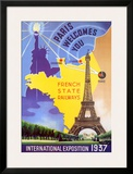 Paris International Expo, 1937 Art