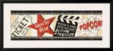 Movie Night Prints by  Pela