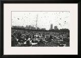 Peace Demonstration, Central Park, New York, c.1970 Prints by Garry Winogrand