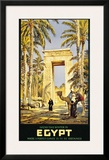 Egypt Posters by D. Hidayet