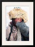 Lhassa, Tibet Prints by Gilles Santantonio