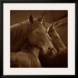 Tenderness Print by Tony Stromberg
