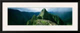 Machu Picchu, Andes, Peru Print by Mark Segal