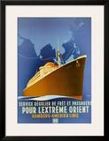Pour l'Extreme Orient Art by Ottomar Anton