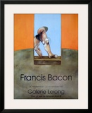 Galerie Lelong Posters by Francis Bacon