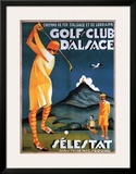 Golf Club d'Alsace Prints