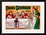 Chocolats Grondard Art