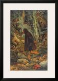 Ruebezahl Prints by Moritz Von Schwind
