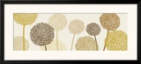 Burnished Alliums Posters by Linda Wood