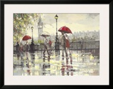 London Prints by  Ewa