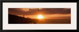 Possibilities: Lighthouse at Sunset Prints by Craig Tuttle