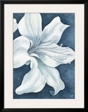 Wistful Lily II Print by Kaye Lake