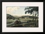 Escote Estate Prints by Richard Polwhele