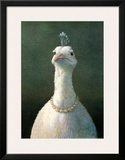 Fowl with Pearls Prints by Michael Sowa