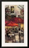 Tribeca Bar Poster by Brent Heighton