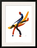 Dancer I Prints by Wilhelm Gorre