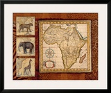 Journey to Africa I Posters