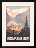 Canadian Pacific, Lake Louise Prints