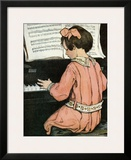 Scales Prints by Jessie Willcox-Smith