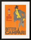 Bitter Campari Print
