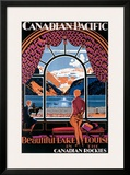 Canadian Pacific, Lake Louise Posters
