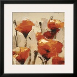 In Sync Framed Giclee Print by Peter Colbert