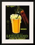 Brasserie Lengrand Prints