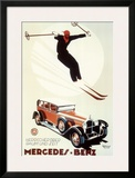 Mercedes-Benz Prints by  Meyer