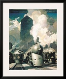 New York Central System Posters
