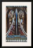 Brooklyn Bridge Print by Joseph Stella