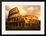 Archivio Roma, Il Colosseo Prints by Laura Ronchi