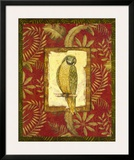 Exotica Parrot Prints by Charlene Audrey