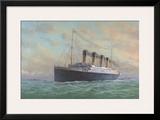 Titanic Prints by Edward Walker