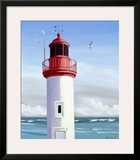 Le Phare Art by Henri Deuil