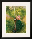 Apple Blossom Posters by Carl Larsson
