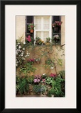 Valbonne Window Posters by Dennis Barloga