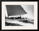 Yankee Cruising on East Coast, 1936 Prints by Edwin Levick