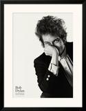Bob Dylan Print by Daniel Kramer