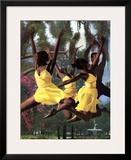 Jumping For Joy Prints by Gregory Myrick