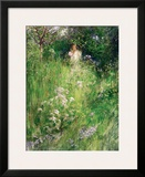 A Fairy Posters by Carl Larsson