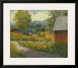Kentucky Hill Farm Posters by Mary Jean Weber