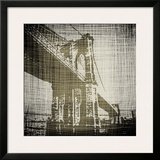 Bridges of New York I Posters by Ethan Harper