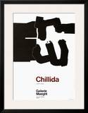 Expo Galerie Maeght 70 Posters by Eduardo Chillida