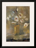 Flowers in Spring Framed Giclee Print by Zipi Kammar
