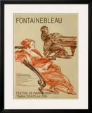Festival de Piano Romantique Posters by Claude Weisbuch