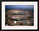 Daytona International Speedway - Daytona Beach, Florida Art by Mike Smith