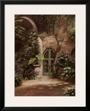 Brulatour Court Print by Betsy Brown