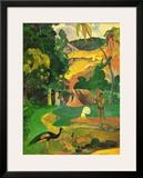 Matamoe Posters by Paul Gauguin
