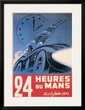 Le Mans 12 et 13 Juin 1954 Posters