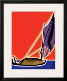 Under Sail Prints by Frank Mcintosh
